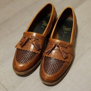 Allen edmonds cody loafers, sz 12C 1849, usa made